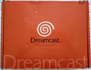 SEGA - DREAMCAST PARTNER EDITION- RARE- JAPAN IMPORT for Sale in Santa Clarita, CA