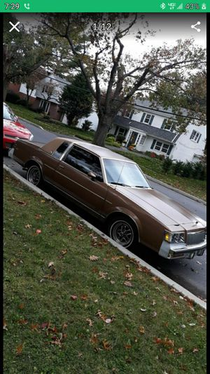 1986 buick regal limited for Sale in Harrisburg, PA