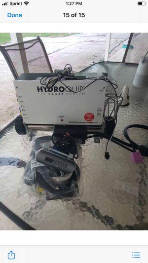 Hot tub control sistem for Sale in Tampa, FL
