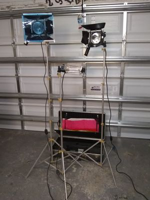 Lowell photo/video lighting kit for Sale in Cooper City, FL