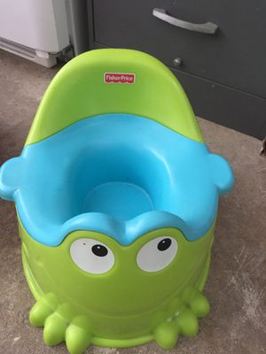 Fisher-price potty chair for Sale in Sunnyvale, CA