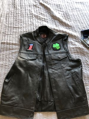 Motorcycle Vest for Sale in Scottsdale, AZ