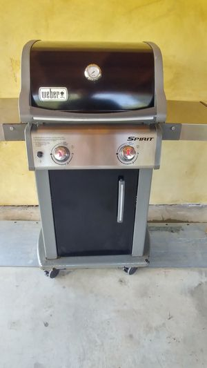 Propane weber bbq grill for Sale in Riverside, CA