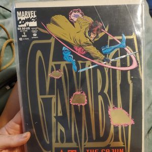 Vintage Gambit Comic for Sale in Clanton, AL