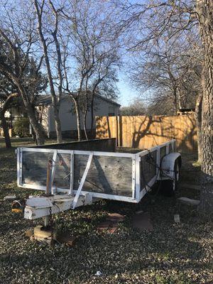 Trailer for sale for Sale in San Antonio, TX