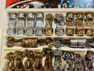 Transformers Chess Set for Sale in Beaverton,  OR