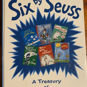 Dr Seuss Book (6 in one) for Sale in Sterling Heights, MI