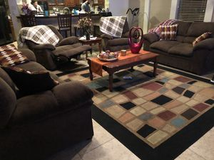 Living room set 7 pieces for Sale in Dallas, TX