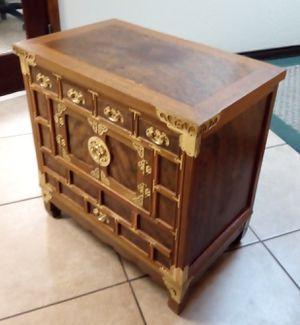 Box storage chest for Sale in Tempe, AZ