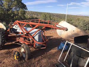 Front end loader only. Not the tractor. Works good. for Sale in Phoenix, AZ