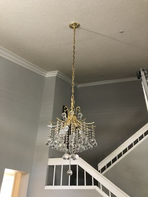 Dining room chandelier for Sale in Fontana, CA