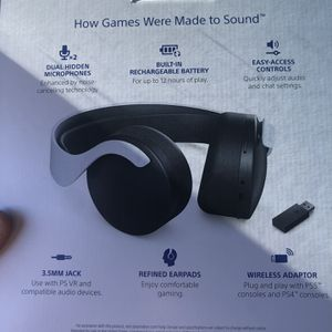PS5 Gaming Headset for Sale in Tempe, AZ