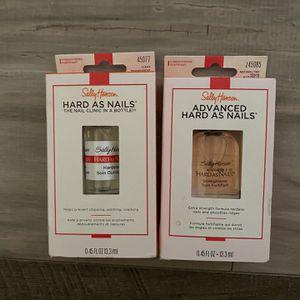 Sally Hansen hard as nails $2 each for Sale in San Bernardino, CA