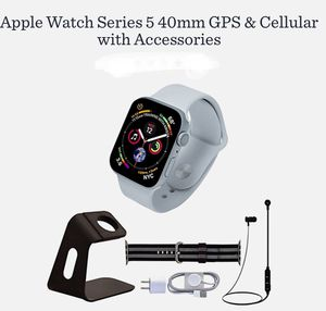 Apple Watch 5 Series 40 mm GPS + Cellular Brand New for Sale in Framingham, MA