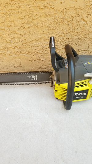 Ryobi 16in chainsaw for Sale in North Las Vegas, NV