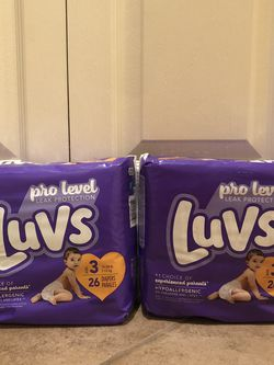 Luvs diapers Size 3 for Sale in Boring,  OR
