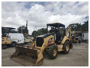 Caterpillar 416E Backhoe Loader for Sale in Sunny Isles Beach, FL