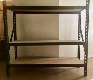 Gorilla Shelving Shelves Heavy Duty Warehouse Storage Unit for Sale in Eustis, FL