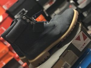 Navy blue timberland for Sale in Bowie, MD