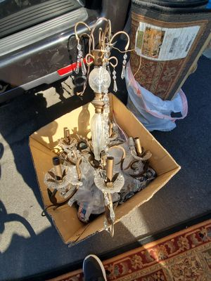 Chandelier for Sale in Huntington Beach, CA