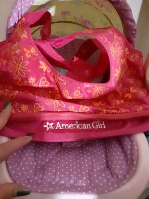 American girl doll diaper bag for Sale in Denver, CO