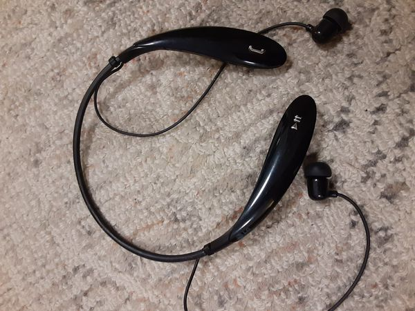 LG Wireless Bluetooth Headset