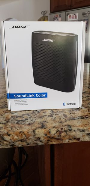 Bose SoundLink Color for Sale in Tempe, AZ