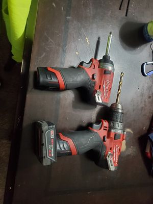 Milwaukee tools for Sale in Philadelphia, PA