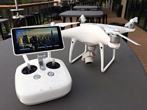 "DJI Phantom 4 PRO+ (PLUS 5.5"" screen) - 2 Batteries for Sale in West Palm Beach, FL"
