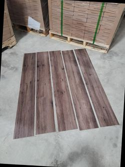 Luxury vinyl flooring!!! Only .88 cents a sq ft!! Liquidation close out! 0Z 4E for Sale in Riverside,  CA