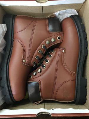 Oil Resistant Work Boots Size 6-9.5 for Sale in Downey, CA