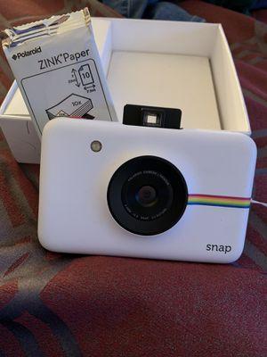 Polaroid Snap Instant Print Digital Camera($80 obo) for Sale in Fontana, CA