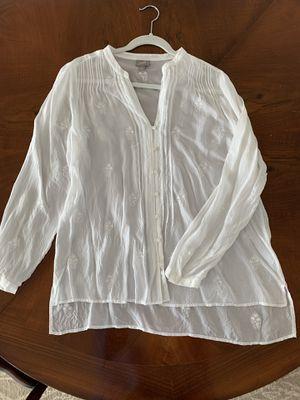 JJILL tunic blouse for Sale in Hartford, CT