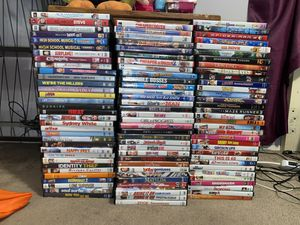 DVDs for sale for Sale in Anaheim, CA