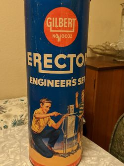 1960's Engineer's Erector Set for Sale in Lynnwood,  WA
