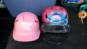 SOFTBALL HELMETS for Sale in Lakeland, FL