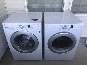 LG washer and dryer for Sale in Boise, ID