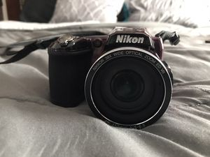 Nikon Coolpix L840 16.0 MP Wi-Fi Digital Camera for Sale in Stockbridge, GA