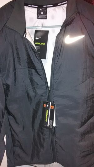Running jacket,made by NIKE for Sale in CORP CHRISTI, TX