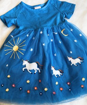 Hanna Andersson Unicorn Dress *18-24 Months for Sale in Gresham, OR
