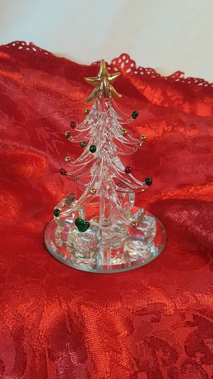 Glass Christmas Tree for Sale in Everett, WA