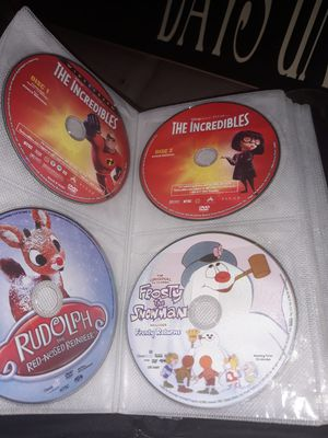 A book of 70 children movies for Sale in Sacramento, CA