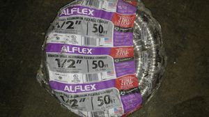 Alflex Reduced Wall Aluminum Flexible Conduit for Sale in West Valley City, UT