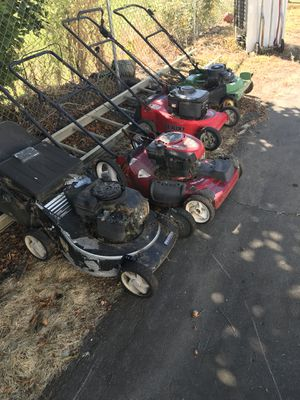 Lawn mowers for Sale in Portland, OR