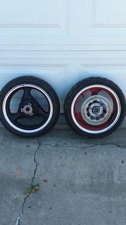 Rims and Tires Honda Ruckus for Sale in Ontario,  CA