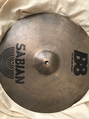 Cymbals, stands & Bass Pedal for Sale in Peoria, AZ