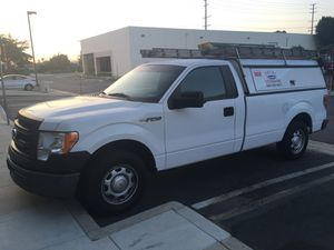 2014 Ford F150 XL 250,000 miles very clean AC still works transmission rebuilt at 150,000 miles for Sale in Long Beach, CA