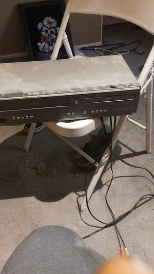 Vcr and DVD player for Sale in Chandler, AZ