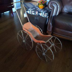 Antique Doll Stroller for Sale in Warren, MI