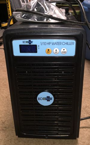 EcoPlus 1/10 HP Chiller for Sale in Lake Oswego, OR